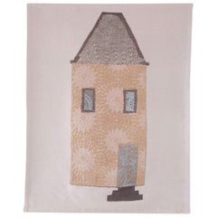 Wallhanging Town House