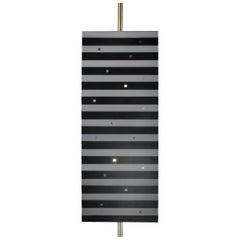 Wallie Black Sconce Lamp by Bozzoli
