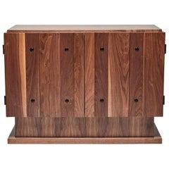 Walnut 2-Door Ojai Cabinet by Lawson-Fenning