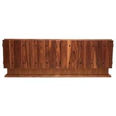 Walnut 4-Door Ojai Cabinet by Lawson-Fenning