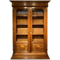 Walnut Bookcase