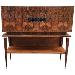 Walnut Cabinet, circa 1960