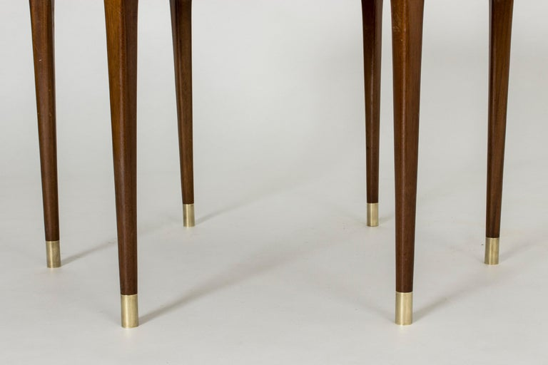 Walnut Coffee Table by Ole Wanscher For Sale 2