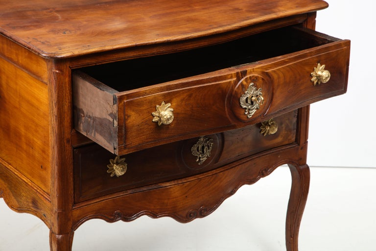 Walnut Commode For Sale 6