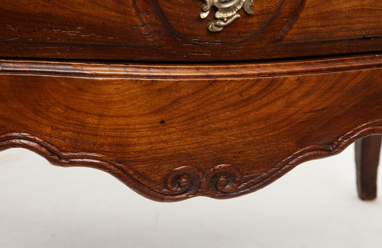 Walnut Commode For Sale 9
