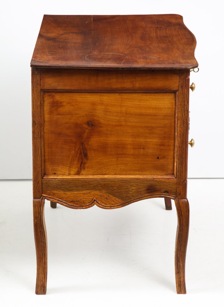 Walnut Commode For Sale 10