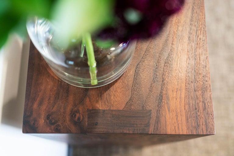 Walnut Console Table by Alabama Sawyer For Sale 3