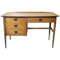 Walnut Desk by the Basset Furniture Company
