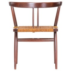 Walnut Dining Chair or Side Chair by George Nakashima