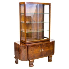 1920s Case Pieces and Storage Cabinets