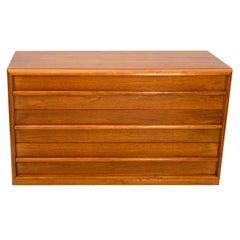 Walnut Dresser / Chest - T. H. Robsjohn-Gibbings for Widdicomb