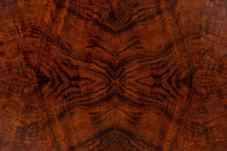Walnut Root Coffee Table by Axel Larsson For Sale 1