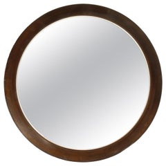 Walnut Wall Mirror