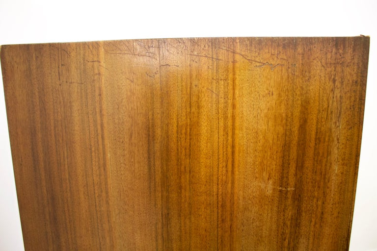 Mid-20th Century Walnut Wardrobe by John & Sylvia Reid for Stag, 1950s For Sale