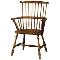 Walnut Windsor Chair