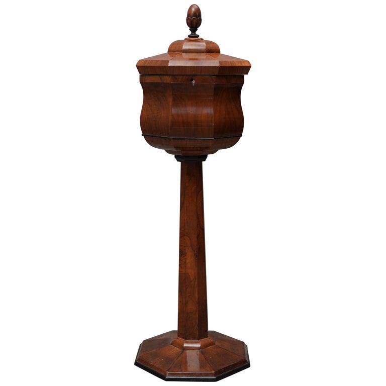 Walnut Wood Austrian Side Table, 1850 For Sale