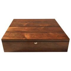 Walnut Wood Box