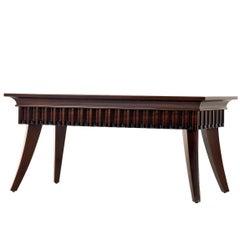Walnut Wood Coffee Table
