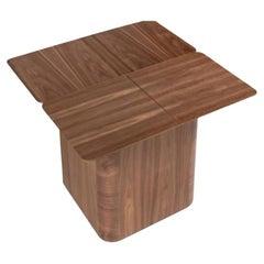 Walnut Wood Missouri Side Table