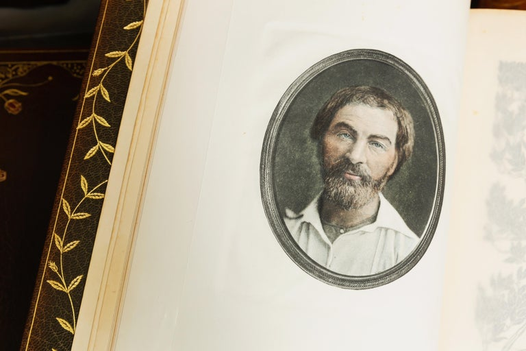 """Early 20th Century Walt Whitman, the Complete Writings """"Author's Autograph Edition"""" For Sale"""