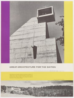 Great Architecture for the Sixties – La Tourette by Le Corbusier
