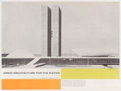 Great Architecture for the Sixties – Oscar Niemeyer's complex in Brasilia