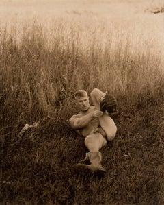 Untitled (Daniel in Field)