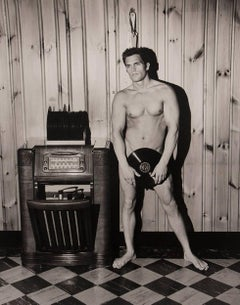 Untitled (Man and Jukebox)
