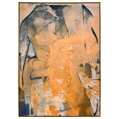 """Walter Darby Bannard """"Soft Companion"""", 1977, Acrylic on Canvas"""