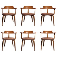 Walter Gropius Chairs for Thonet