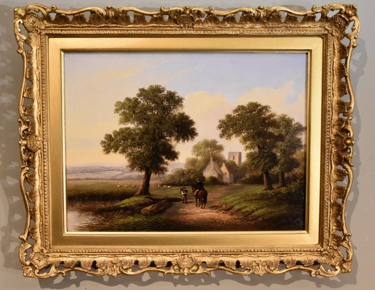 Oil Painting by Walter Heath Williams