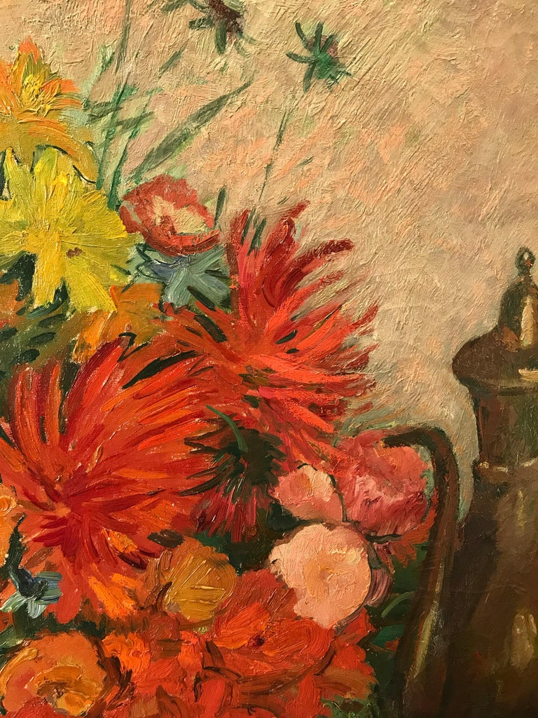 Walter Illner Painting In Good Condition For Sale In Belmont, MA