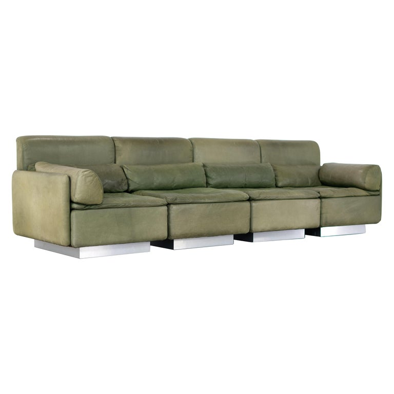 Walter Knoll Hollywood lounge sofa, 1972, offered by zorrobot
