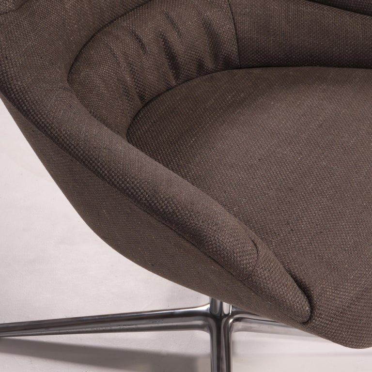 Walter Knoll 'Kyo' Upholstered Lounge Chairs by PearsonLloyd, Set of 2 For Sale 2