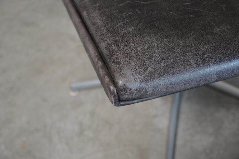 Walter Knoll Logos Neckleather Chair Bernd Münzebrock For Sale 1