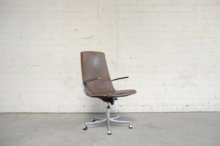Walter Knoll Logos Office Neck Leather Chair Bernd