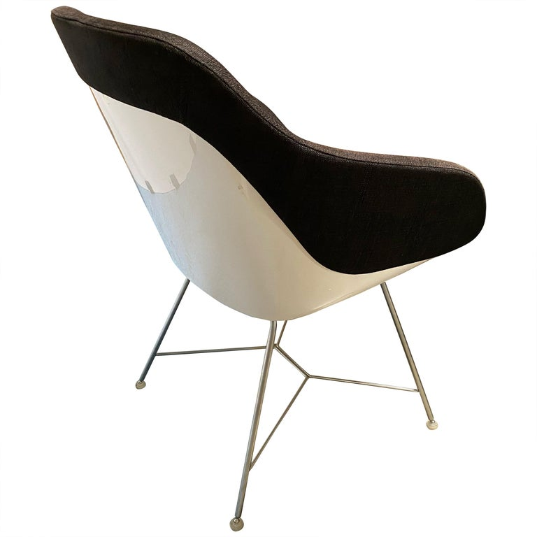 Walter Knoll Turtle Chair For Sale