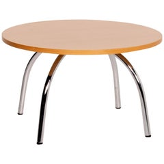 Walter Knoll Wooden Coffee Table Round Table