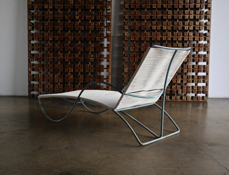 Walter Lamb Chaise Lounges Model C-4700, circa 1960 For Sale 10