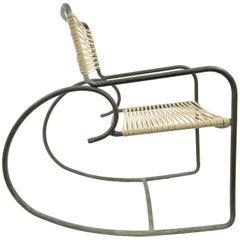 Walter Lamb Clic Rocking Chair