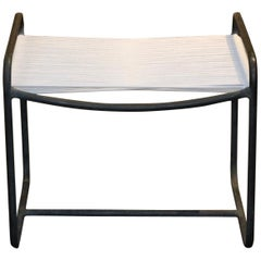 Walter Lamb for Brown and Jordan Re-Strung Stool