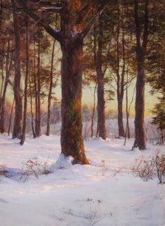 The Pine Grove - Walter Launt Palmer - American