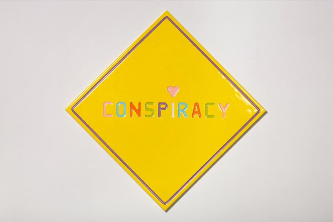 Conspiracy (Road Sign)