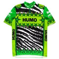 Walter Van Beirendonck 1989 Humo Cycling Jersey