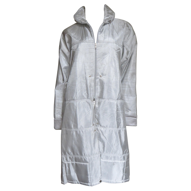 Walter Van Beirendonck Wild & Lethal Trash Convertible Coat to Jacket