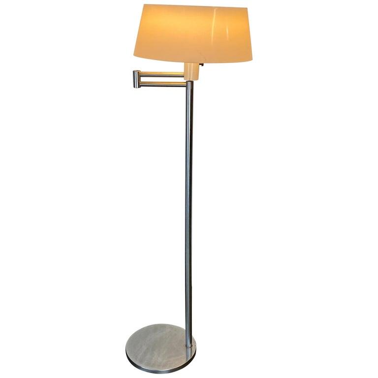 Walter Von Nessen Floor Lamp For Sale