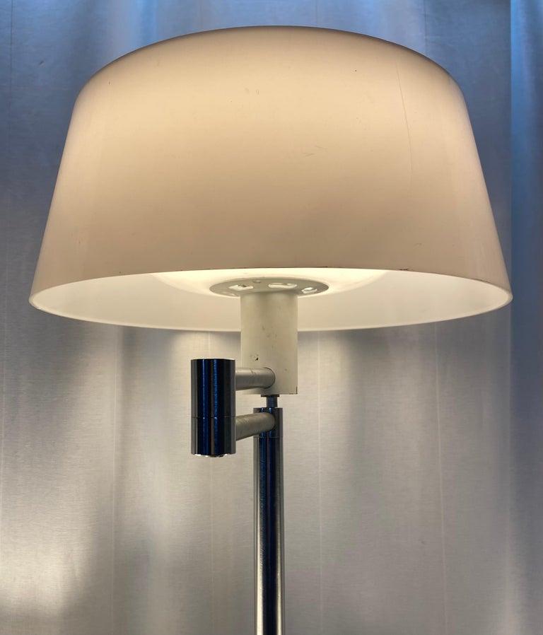 Walter Von Nessen Floor Lamp For Sale 2