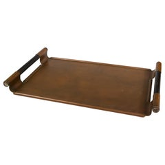 Walter Von Nessen Tray for Chase Brass and Copper Company