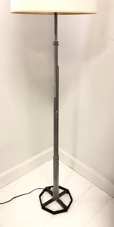 Art Deco Walter Von Nesson 'Skyscraper' Floor Lamp For Sale