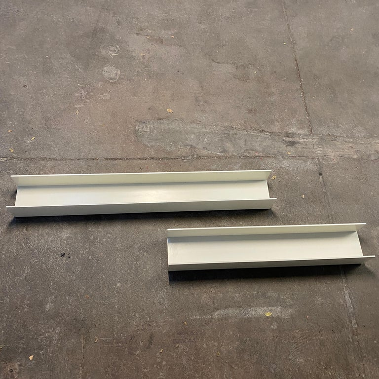 Walter Wirtz Pair of Shelves In Good Condition In Grenoble, FR